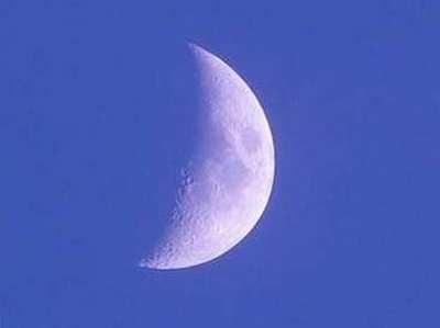 фазы луны. 1 фаза